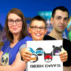 Family Geek au Geek Days Lille