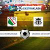 Legia Warszawa - Sandecja Nowy Sącz