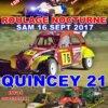 Nocturne & Journée roulage Quincey 16 & 17 sept
