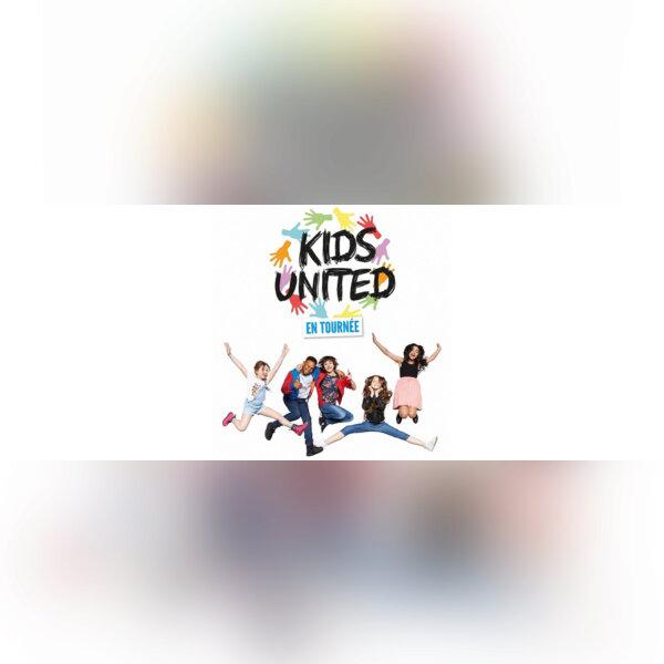 Concert | Kids United | Palais 12
