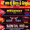 40 ORE di Birra & Griglia