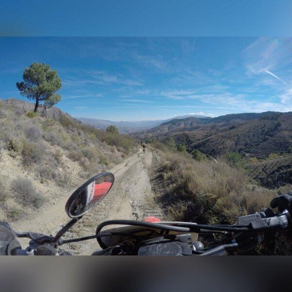 Eine Woche Endurourlaub in Andalusien