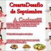 """CrearteDesafio de Septiembre: """"A COCINAR!!!!"""""""