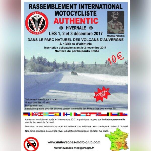 RASSEMBLEMENT INTERNATIONAL MOTOCYCLISTE