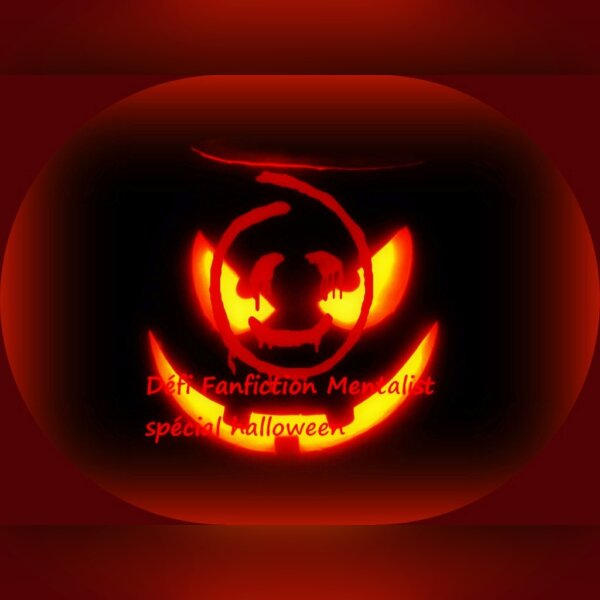 Défi fanfiction mentalist Halloween