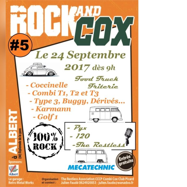 Rock And Cox #5