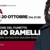 Presentazione  fumetto:  Sergio Ramelli