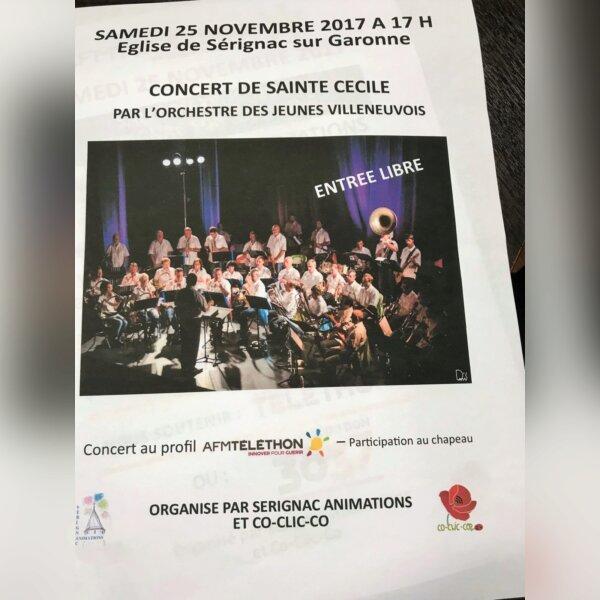 Concert de Ste Cecile  - img
