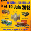 Salon du modélisme à Fougerolles du Plessis