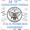 10ème concentration Hivernale de Chalmoux