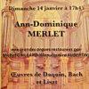 Concert spirituel d'orgue à Saint-Nicolas