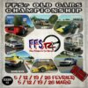 FFSr OLD CARS CHAMPIONSHIP Manche 8