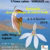 Salon de l'orchidée à Vergèze