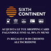 SIXTHCONTINENT: ecco il tutorial