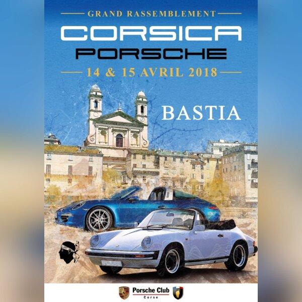Corsica Porsche