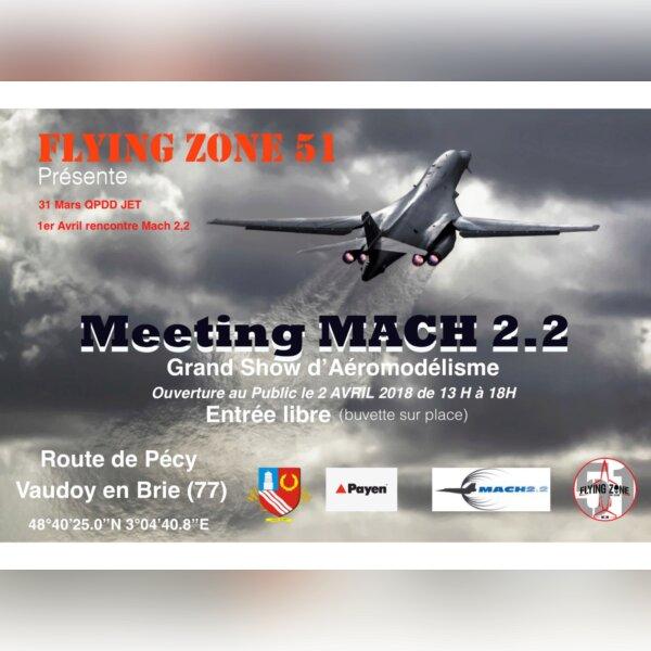 Meeting MACH 2.2