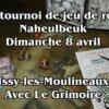 Tournoi Naheulbeuk #2
