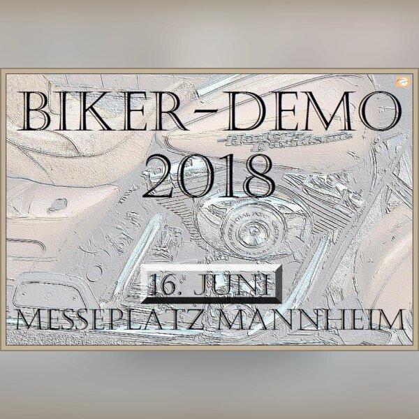 Biker Demo 2018
