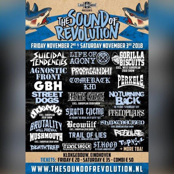 Festival Sound Of Revolution - Eindhoven | NL