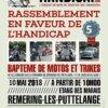 Handicap Baptème Motos et Trikes Loraine
