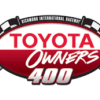 Nascar: Toyota Owners 400 at Richmond Raceway