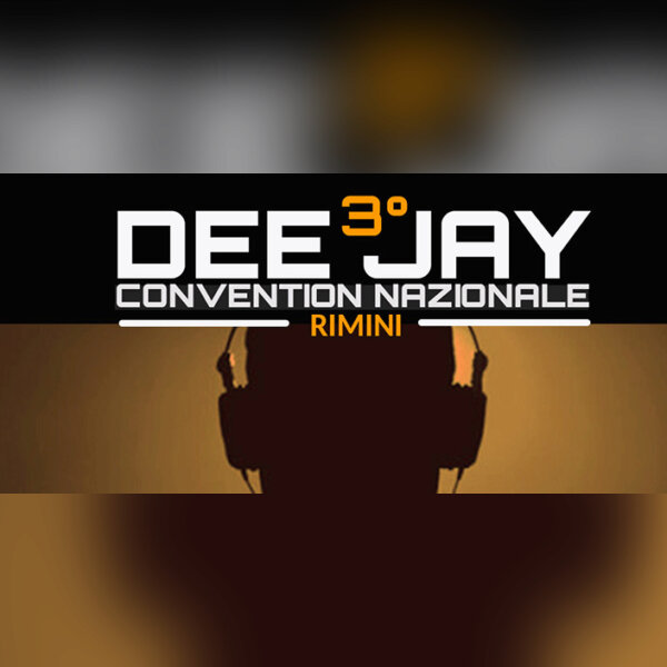 3 Convention Deejay Rimini 2018