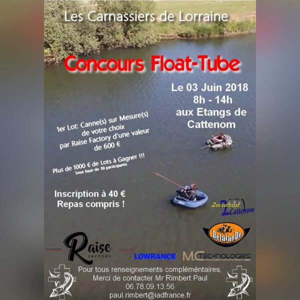 Concours Float Tube - img