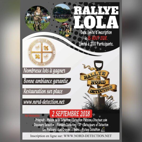 Rallye Lola