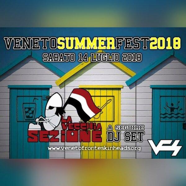 Veneto Summer festa 2018
