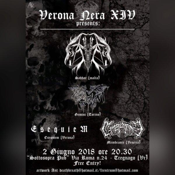 Verona Nera XIV