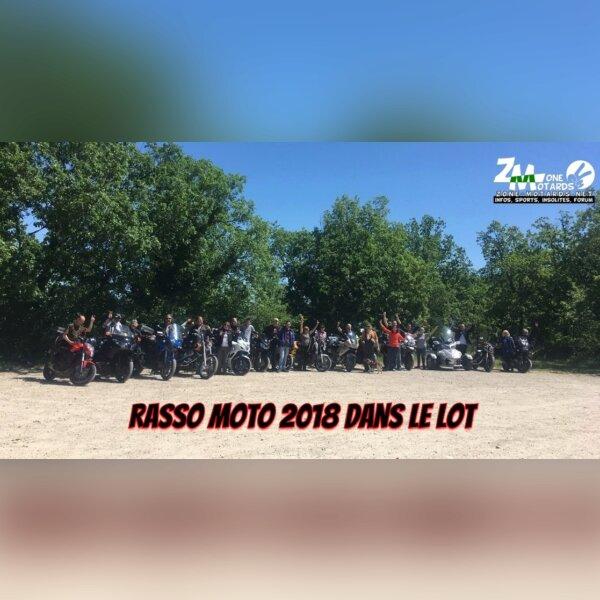 11 ème Rasso Moto en Lozère 2019