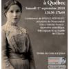 Rencontre Maria Valtorta à Québec !