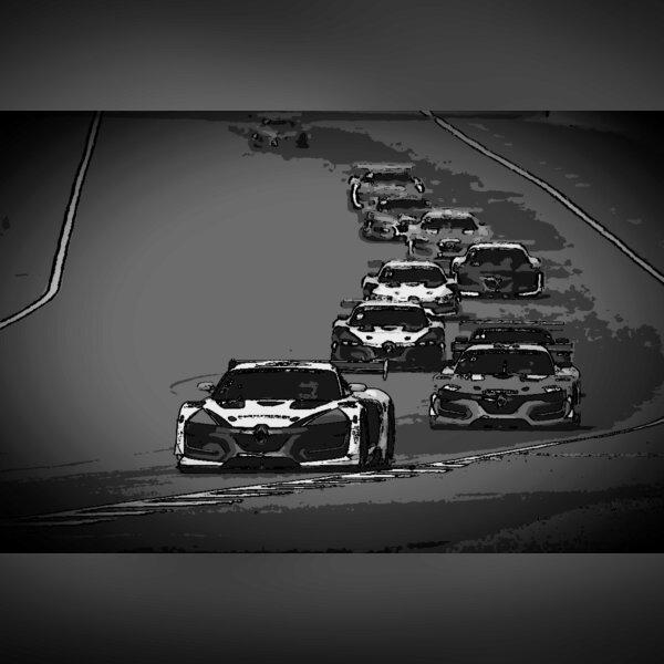 OFSR Championnat de France GT 2018 Brno