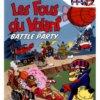 Les Fous du Volant Battle Party Sakitto National