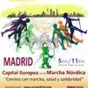 Marcha Nórdica EXPOTURAL Madrid (SP)
