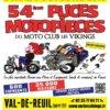 54ème Puces Moto des Vikings - Val de Reuil
