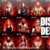 WWE2K19 Distribution des lutteurs (UNIVERS ONLINE)