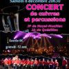 Concert des BF de Noyal-Muzillac et de Quédillac