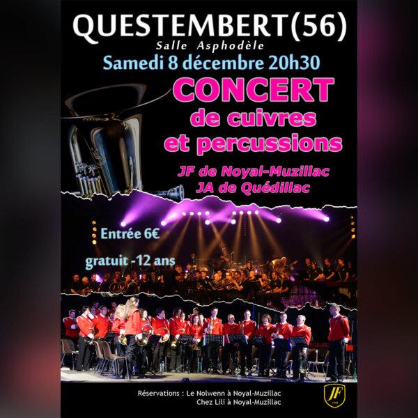 Concert des BF de Noyal-Muzillac et de Quédillac - img
