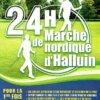 Les 24h de Marche nordique d'Halluin (59)
