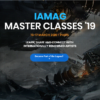 Iamag Master Classe 2019 Paris