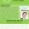"""Conférence """"La permaculture"""" - Centrale Nantes"""