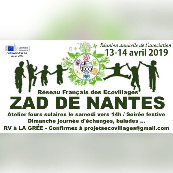 Réunion annuelle 2019 + Atelier fours solaires