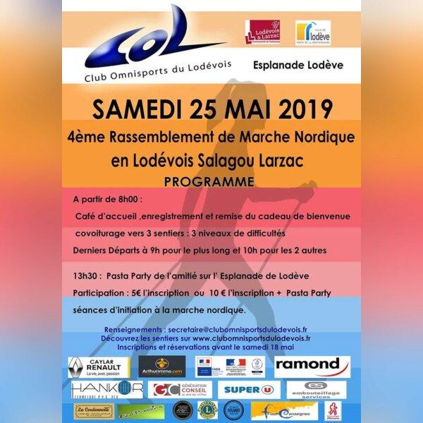 4eme Rassemblement Marche Nordique (34)