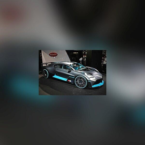 Journée porte ouverte AUTOCASH Bugatti Divo loto - img