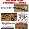 Poursuite sur Terre & KartCross Mancenans