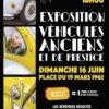 Expo véhicule anciens