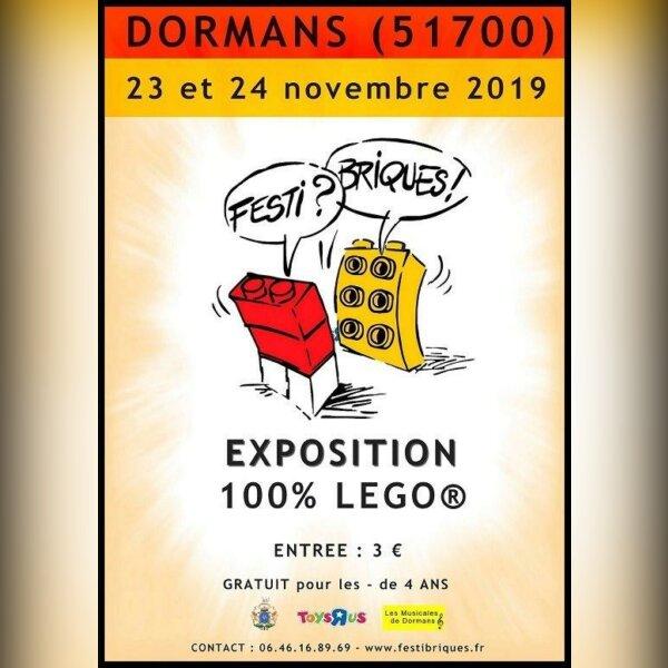 Exposition DORMANS (51700) - 23 & 24 novembre 2019
