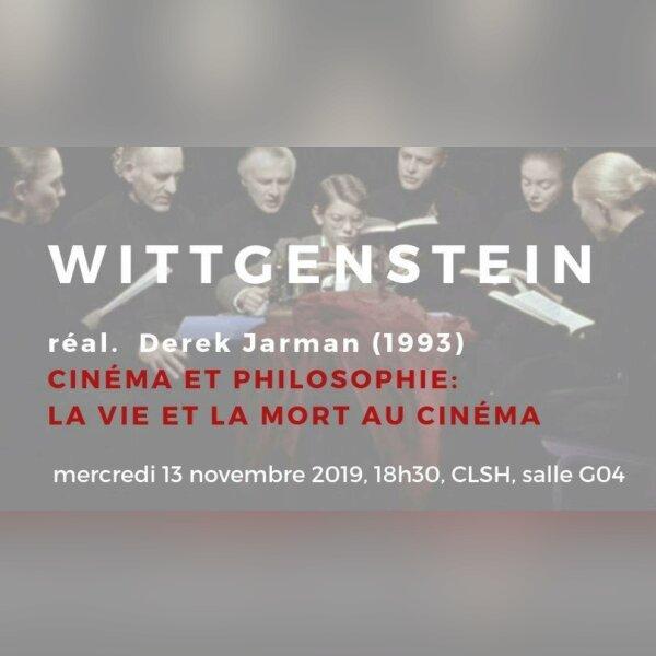 Cinéma & philosophie : Wittgenstein