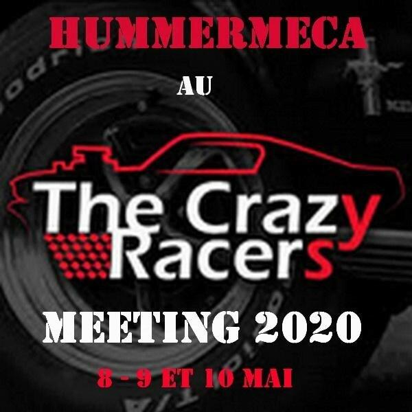 HUMMERMECA au meeting CRAZY RACER 2020